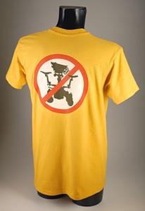 стедикам, логотип стедикама на футболке